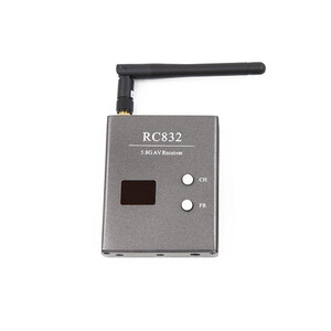 Odbiornik Video Boscam RC832 32CH 5.8GHz