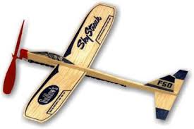 Rzutka Sky Streak Airplane  - Samolot GUILLOWS