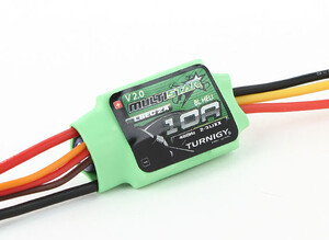 Regulator Multistar 10 A Multi-copter ESC 2-3S With BLHeli 2A BEC V2
