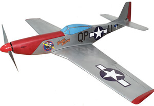 Model samolotu RC Mustang P51D -P3D KIT