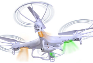 Dron Syma X5C kamera 2MP, radio 2.4GHz,
