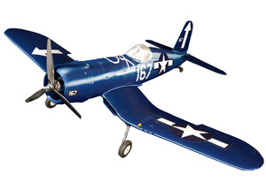 Model samolotu RC  VOUGHT F4U CORSAIR KIT