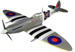 Model samolotu RC SPITFIRE MK  KIT