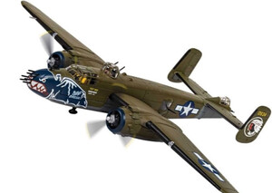 Model samolotu RC B-25J MITCHELL KIT