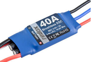 Regulator ESC 3F  Redox 40A / 55A V2