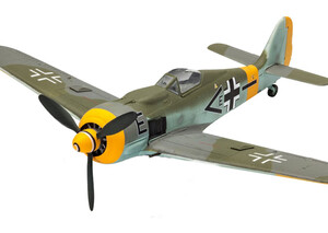 Model samolotu RC FOCKE-WULF TA 152 H KIT