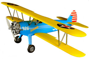 Model samolotu RC STEARMAN PT-17 KIT